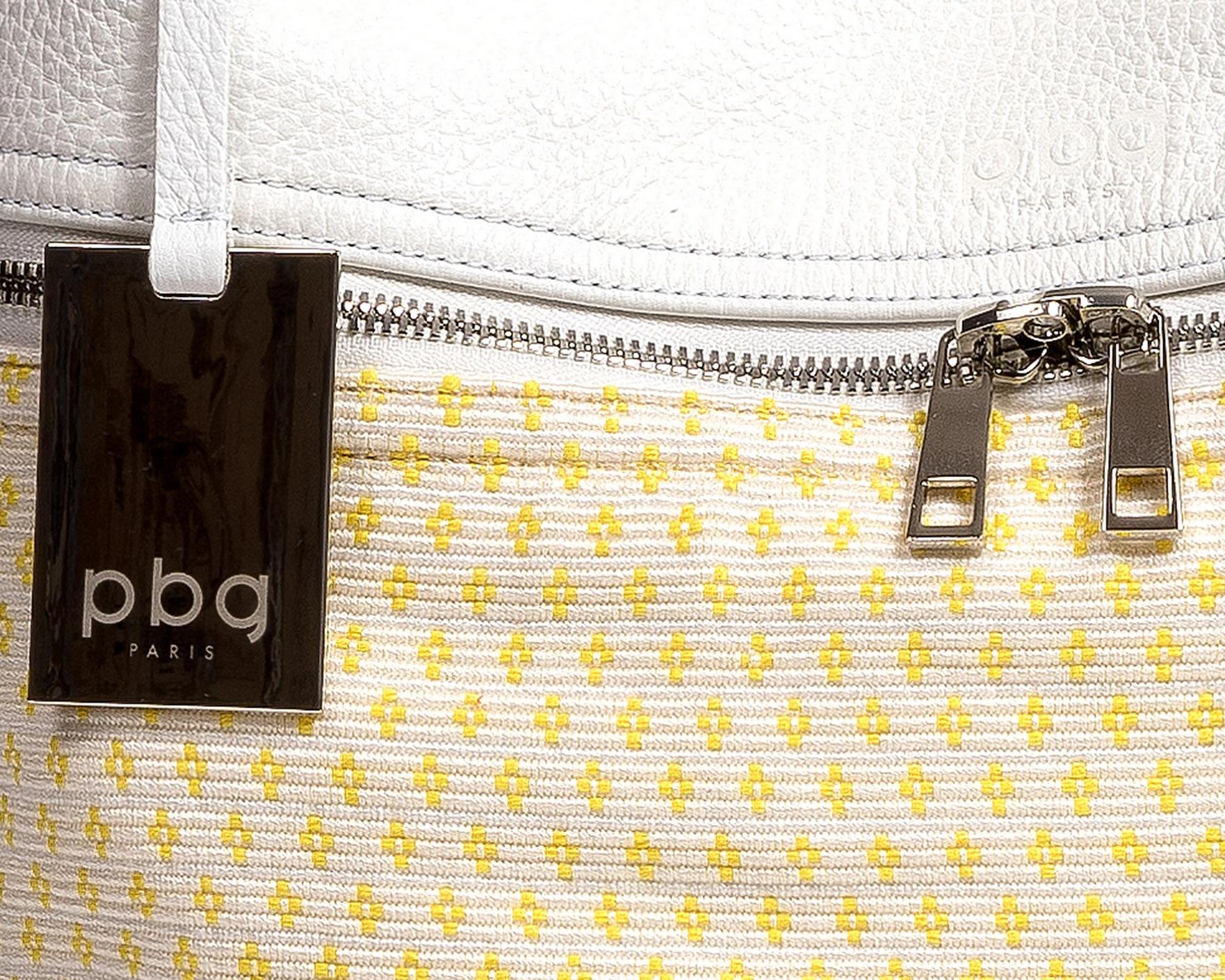 PBG PARIS-Bags of Hope Bucket bag large, white