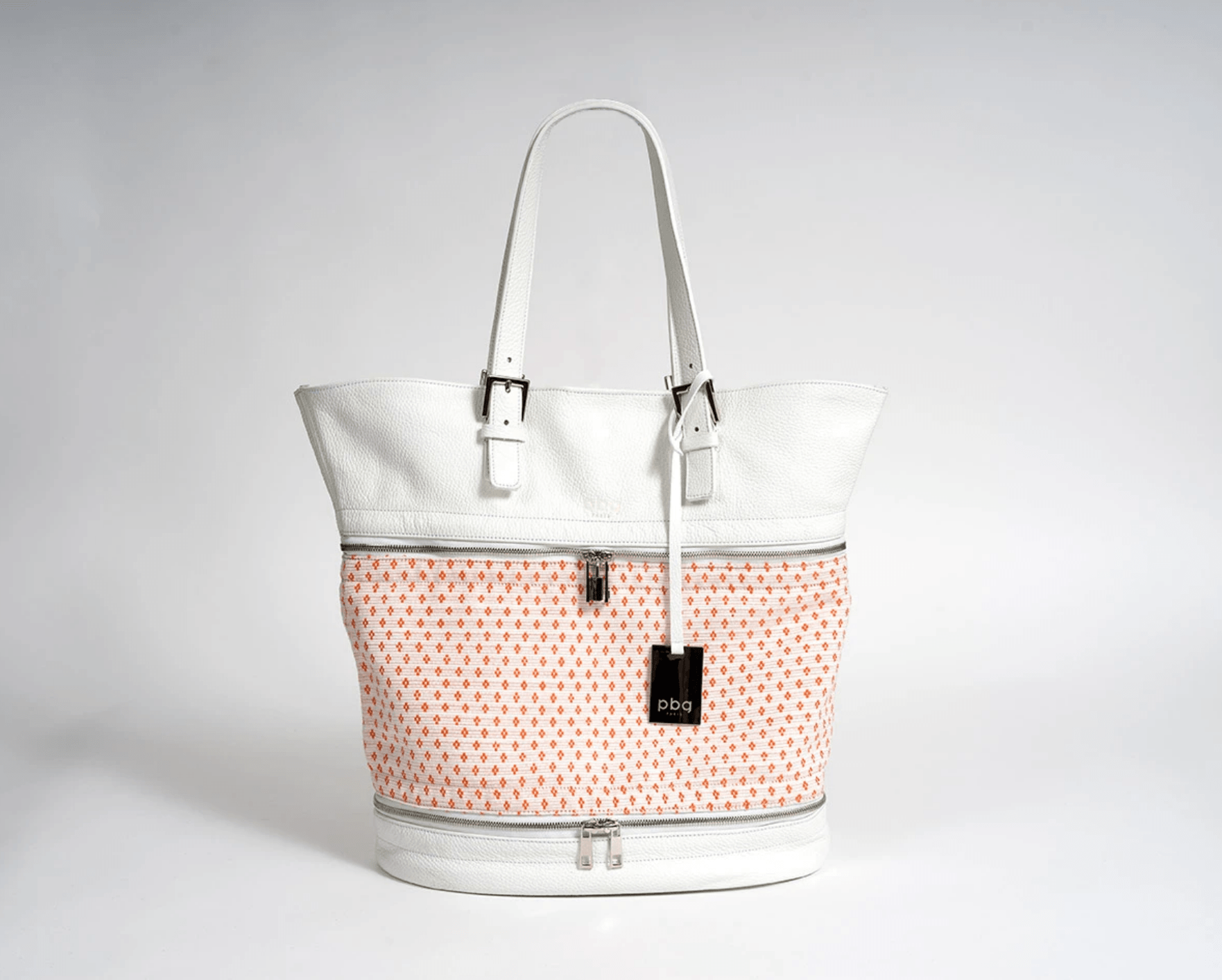 Bags Of Hope : Sac Cabas, Blanc